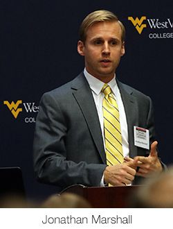 WVU Law CCLE Director Jonathan Marshall