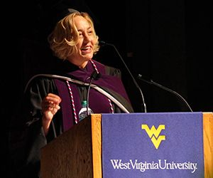 WVU Law Professor Jennifer Oliva