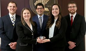 WVU Law National Moot Court Team 2019