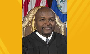 WVU Law 1984 graduate Honorable Richard A. Robinson