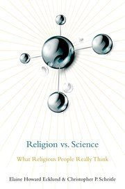 Religion vs. Science Book Cover