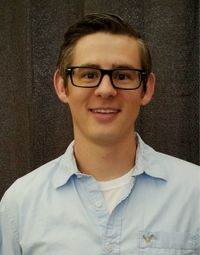 Tyler Sizemore, a graduate student studying biology at West Virginia University.
