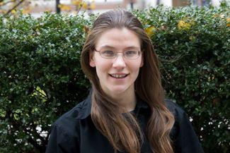 Janna Kleinnsasser headshot