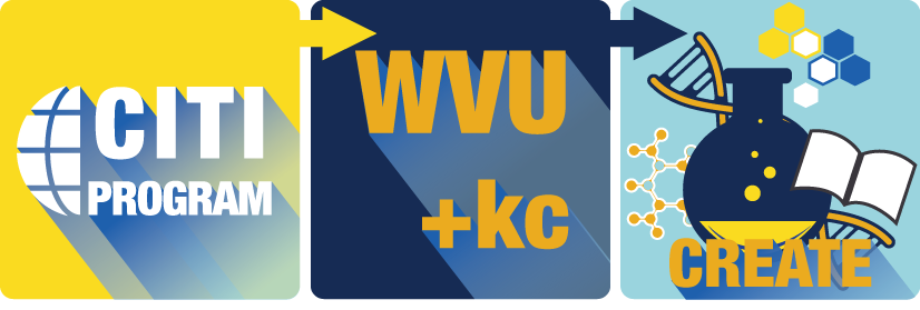 CITI Program > WVU+kc > Create