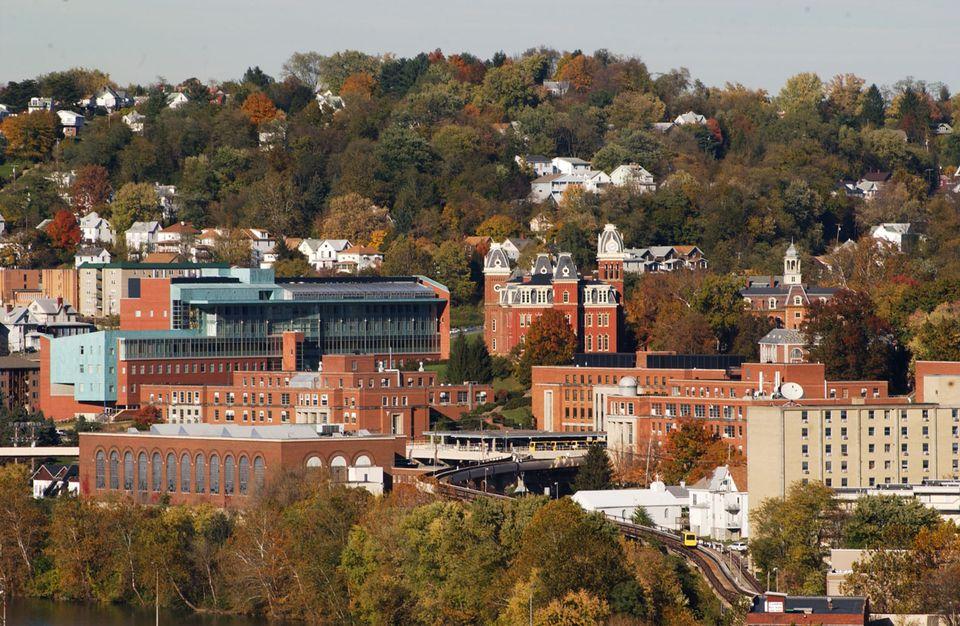 WVURC Benefits | Research HR | West Virginia University