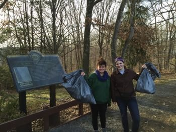 WVU Sierra Student Coalition Cleanup