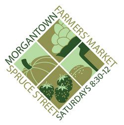 Morgantown Farmer's Market logo
