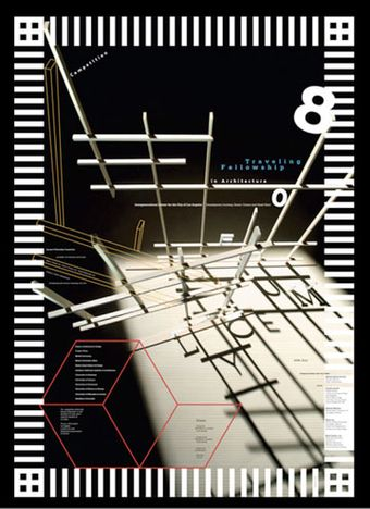 Lyceum Architecture Competition poster