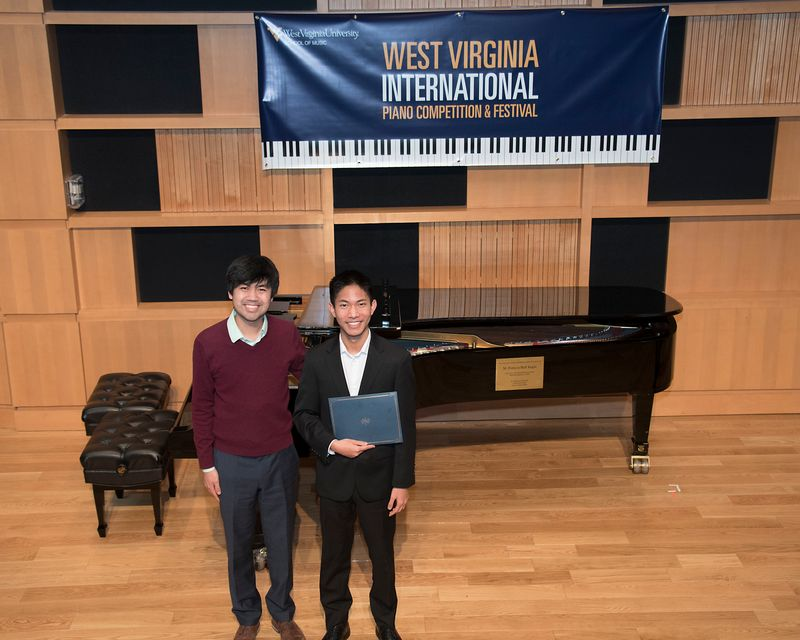 2019 Competition | School of Music | West Virginia University