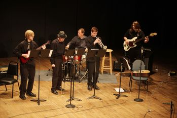 Falbo Theatre Jazz Performance
