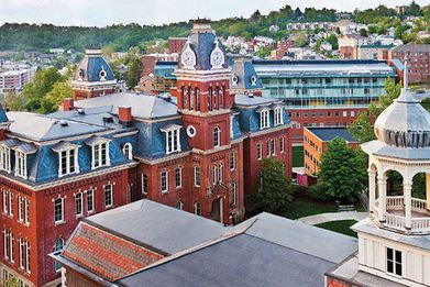 WVU downtown campus