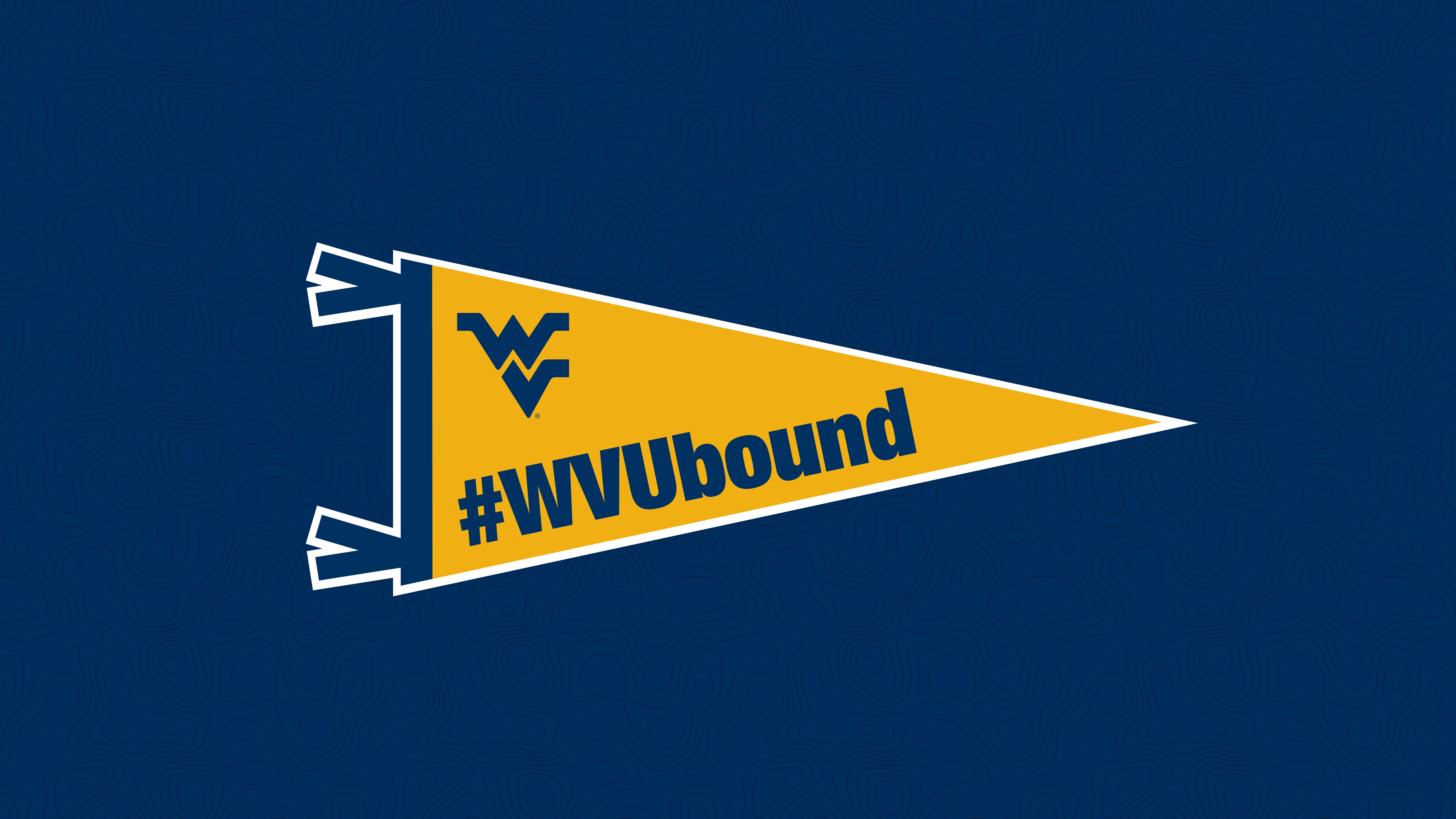 WVU Bound PC or tablet wallpaper