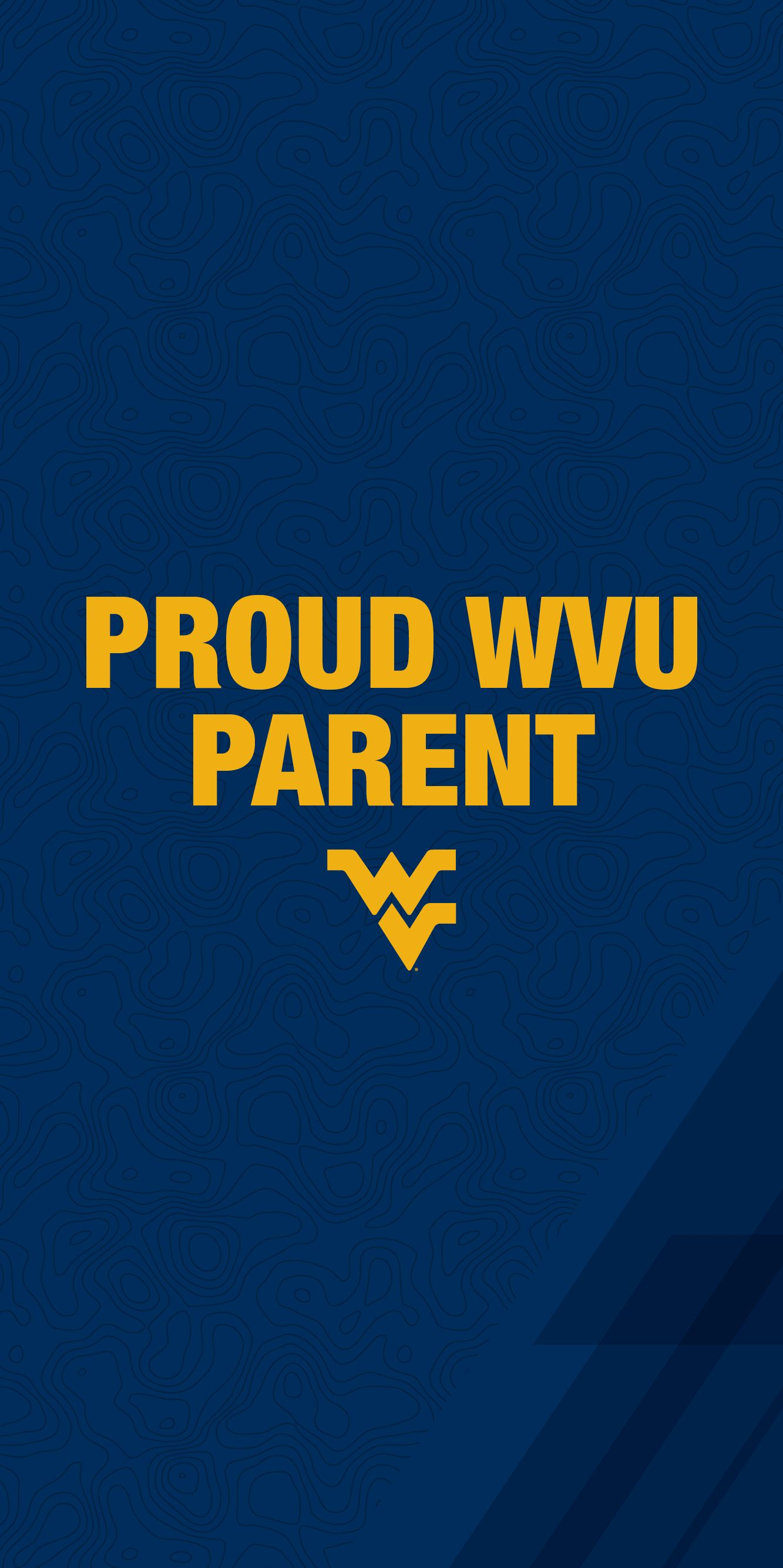 Proud WVU Parent mobile wallpaper