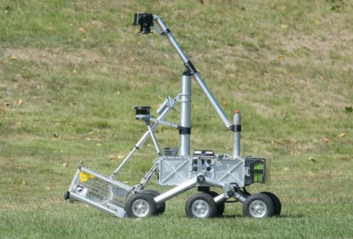 Cataglyphis NASA Sample Return Robot Challenge 2016