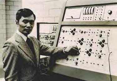 C.Y. Wen Illustrates a control problem