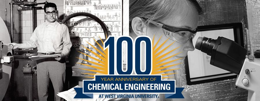 100th Anniversary of Chemical Engineering at WVU