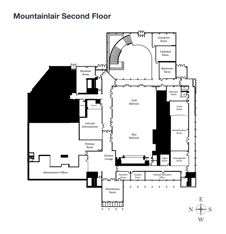 Mountain Lair Second Floor