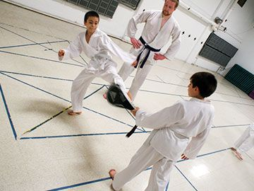 Kids Advanced Tae Kwon Do