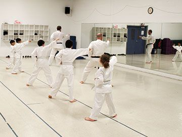 Kids Beginner Tae Kwon Do