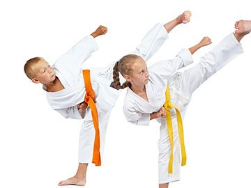 Kids Advanced Kung Fu