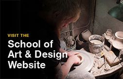School of Art & Design Website