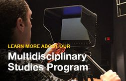 Learn More about our Multidisciplinary Studies Program
