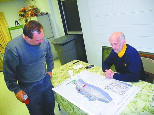 Residents Offer Wellsburg Ideas for Community's Future