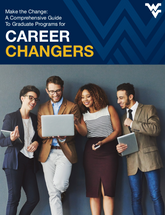 Career Changers Downloadable Guide Cover Page