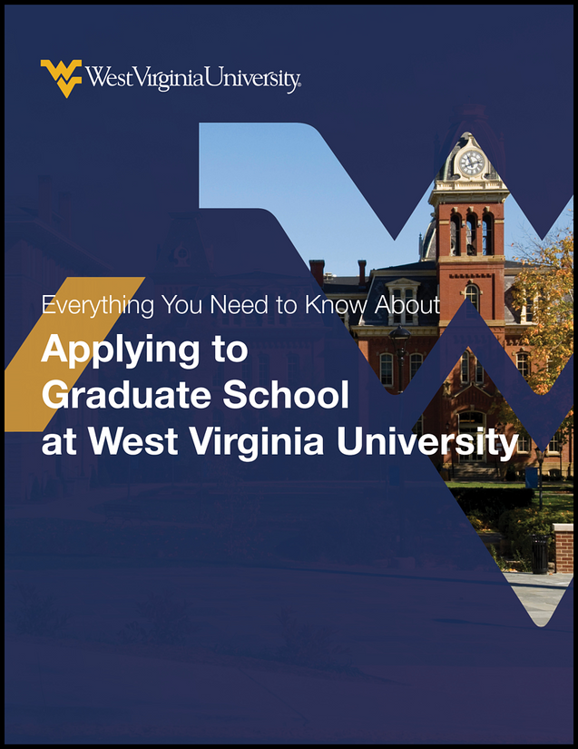 Applying to Graduate School at WVU