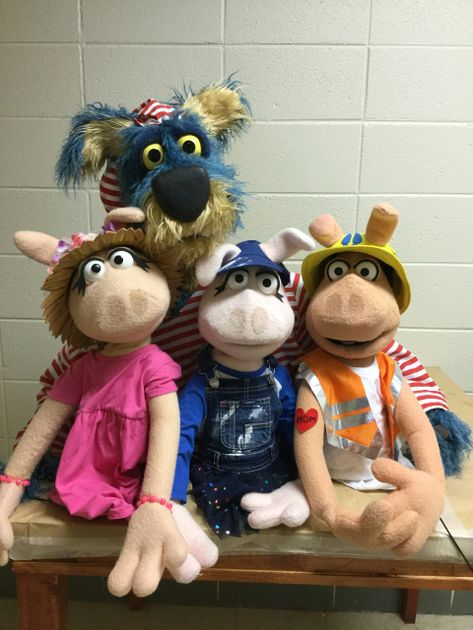 Three Little Pigs Puppets