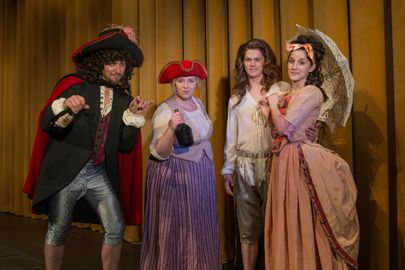 Pirates of Penzance Actors
