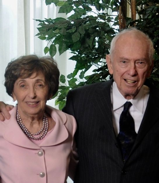 Rita and Stephen Tanner