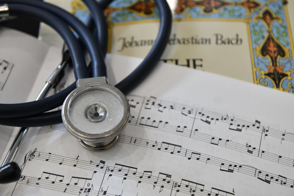 Music and health image