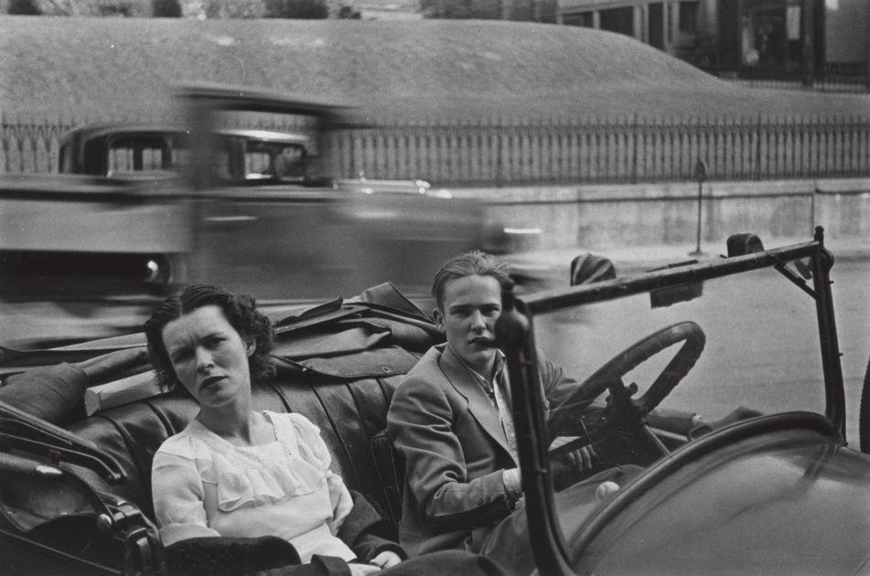 Walker Evans photograph,