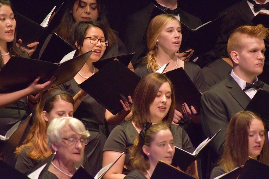 WVU Choir Singers