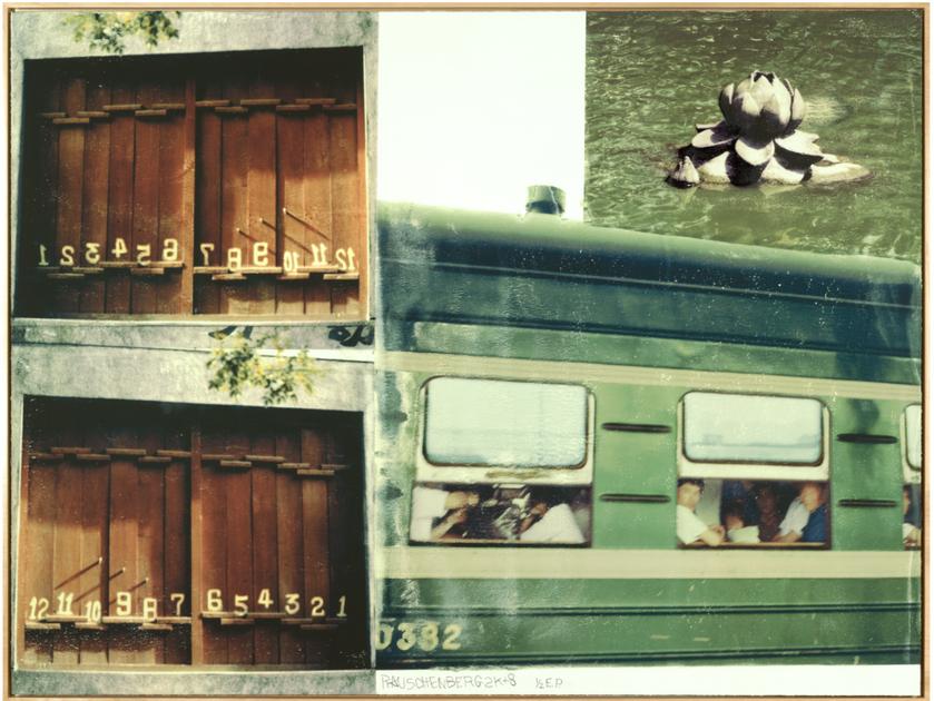 Image of Lotus VII work