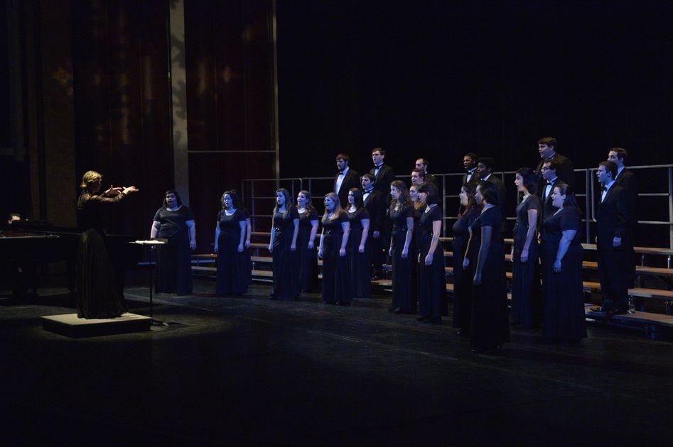 WVU Choir