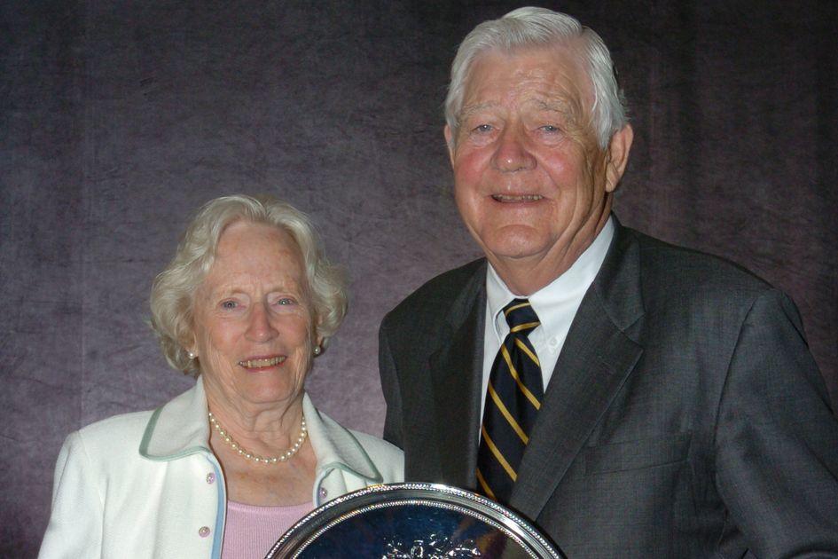 Carolyn and Gerald Blaney