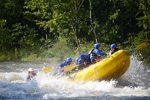 New River Raft