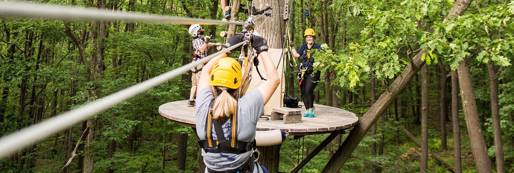 Appalachian Aerial Symposium & Appalachian Aerial Symposium | Outdoor Education Center | West ...