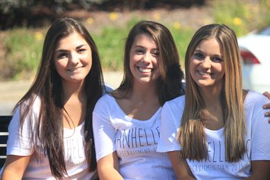 Panhellenic Officers