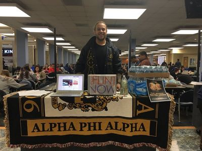 Alphas Flint Water Collection