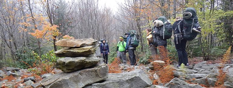 Dolly Sods Backpacking