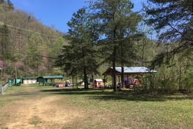 Coalfield Community Development Group Park in McDowell County