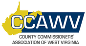 County Commissioners Association of West Virginia Logo