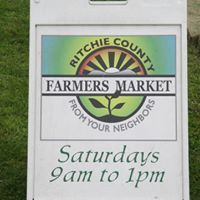 Ritchie County Farmers Market Logo