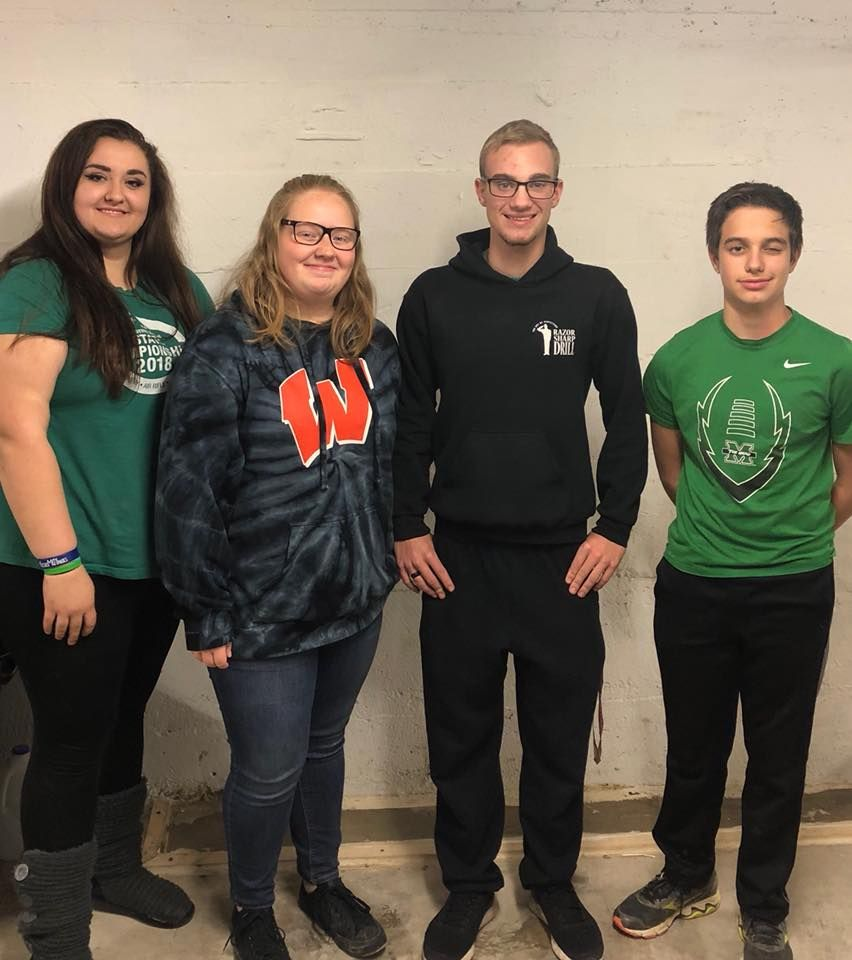 Sharp Shooters 2018-19 Club Officers