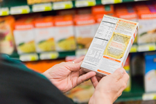 nutrients on food labels