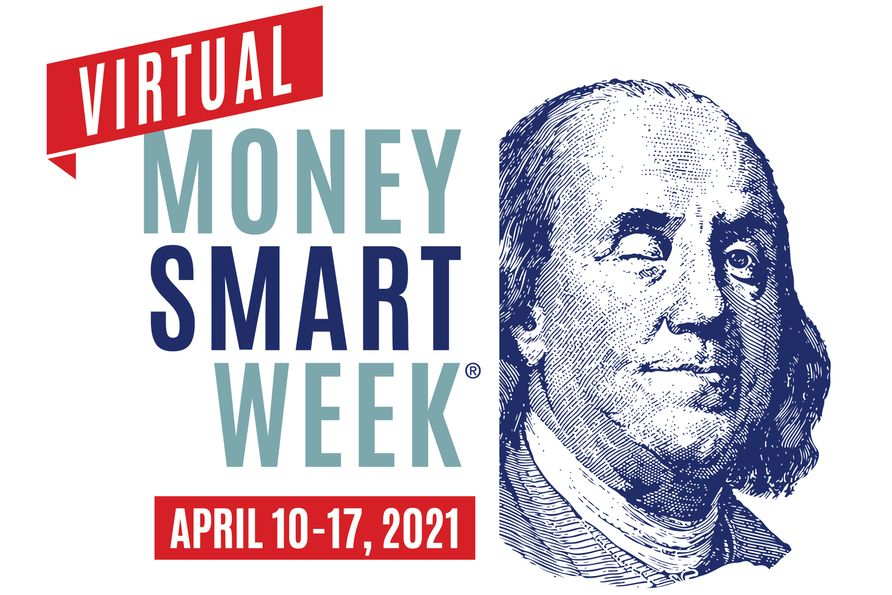 Virtual Money Smart Week April 10-17, 2021