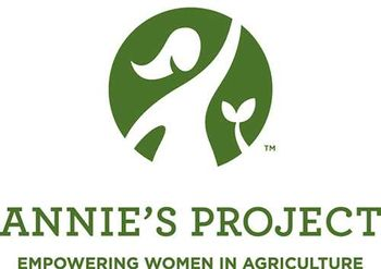 Logo - Annie's Project - Empowering Women in Agriculture